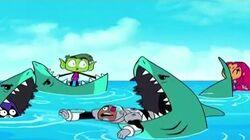 Teen Titans Go! Island Adventures (Promo) All Next Week HD Starting Next Monday @ 6P on CN