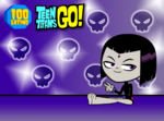 Teen titans go raven feet by 100latino-d7djfqy