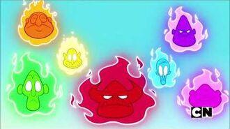 Teen Titans Go! - Shazam vs. Mr. Mind (Season 5, Episode 27)