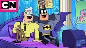 Batman and the Titans Teen Titans GO! Cartoon Network