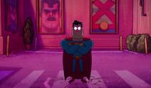 Superman possuido