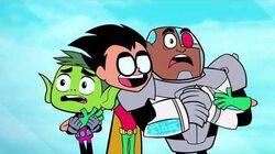 "Teen Titans Go! ""BBCYFSHIPBDAY"" Clip 2"