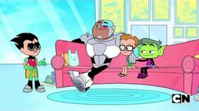 Teen Titans Go! - Wally T (Preview)