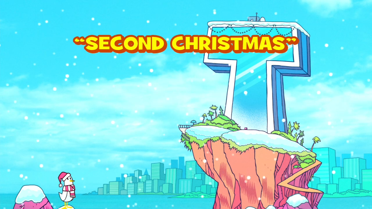 Second Christmas | Teen Titans Go! Wiki | FANDOM powered by Wikia