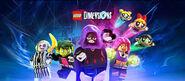 Lego dimensions teen titans go powerpuff girls beetlejuice