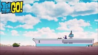 Teen Titans Go! - Teen Titans vs. Dr. Military (Part 2) (Season 5, Episode 51)