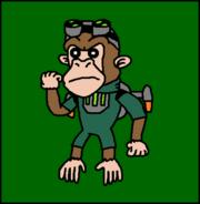 Gizmo Chimp