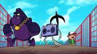 Teen Titans Go! TV Knight 2 Hard