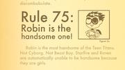 RobinIsTheHandsomeOne