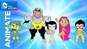 "Teen Titans Go! - ""Arms Race with Legs"" (clip) + bonus feature"