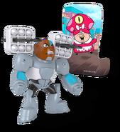 Thumb TTG Cyborg