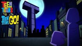 Teen Titans Go! vs