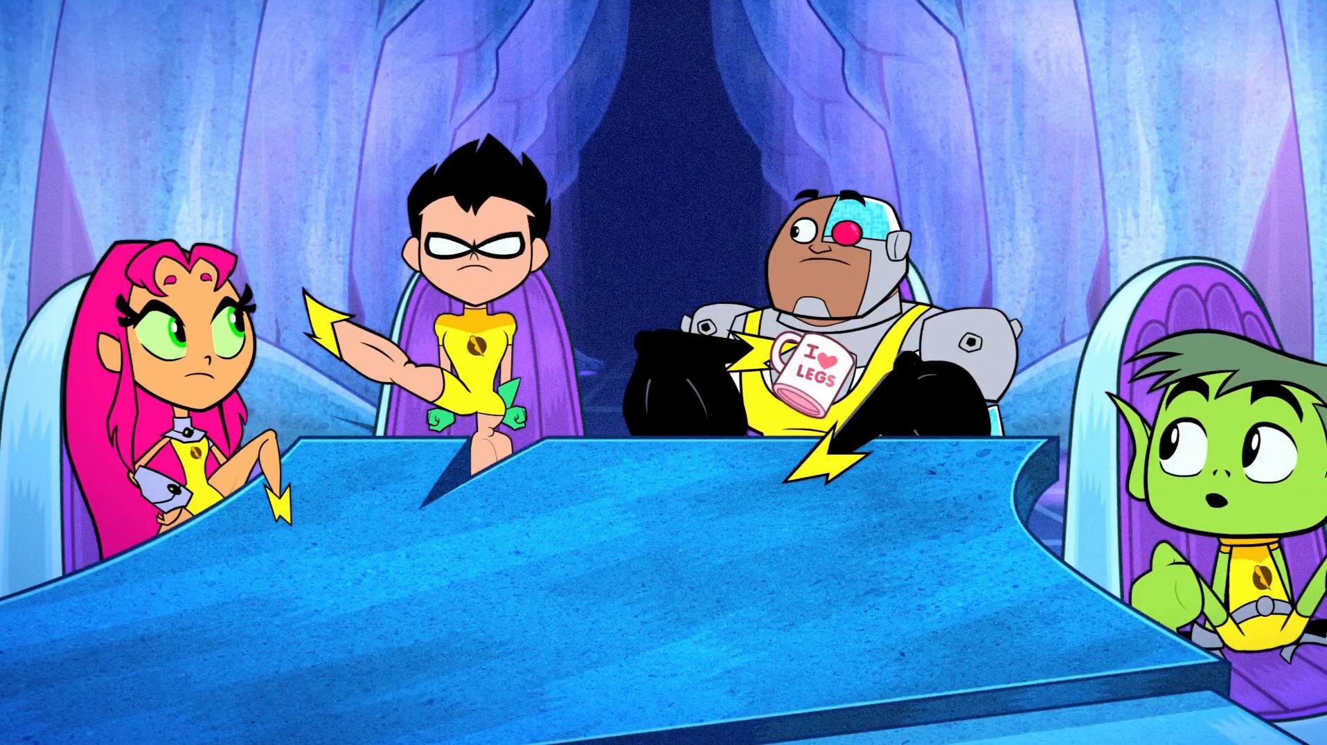 Legasus Headquarters  Teen Titans Go Wiki  Fandom -5135
