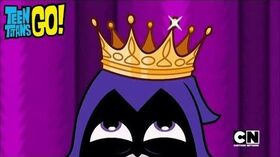 Teen Titans Go! - Raven Wins The Pageant (Season 5, Episode 30)