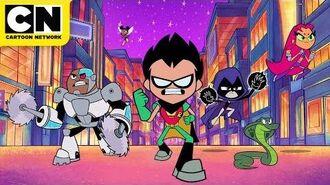 Hawkman to the Rescue! Teen Titans GO! Cartoon Network