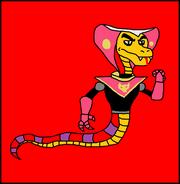 Brother Blood Cobra