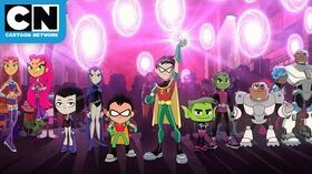 Every Teen Titans Multiverse Teen Titans GO! vs Teen Titans Movie Cartoon Network