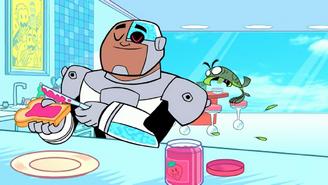 Pranking cyborg