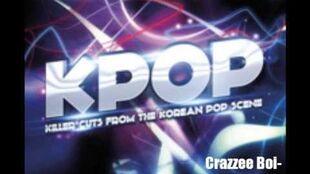 Crazzee Boi- Sara Choi- KPOP- Justice League vs