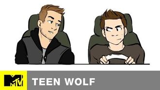 Teen Wolf Episode 507 Illustrated Recap MTV