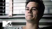 Teen Wolf The Road to Senior Year Stiles & Dad MTV