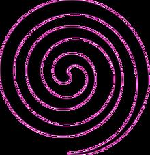Symbols spiral 1