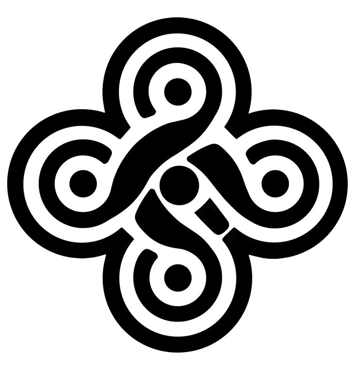 Image Symbols Five Fold Knot 1g Teen Wolf Wikia Fandom