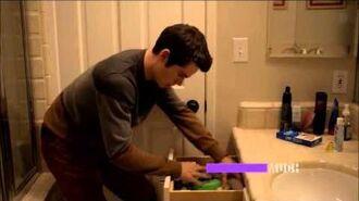 Teen Wolf Stiles Funny Scene 3x02