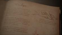 Wendigo page