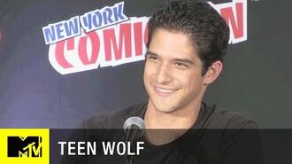 Teen Wolf New York Comic Con 2015 Panel MTV