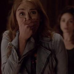 Lydia hearing a couple kill themselves