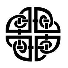 Symbols celtic knot 1
