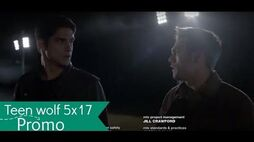 "Teen Wolf 5x17-""A Credible Threat"" Promo!"