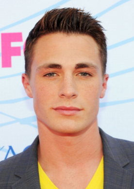 Colton Haynes As A Teenager