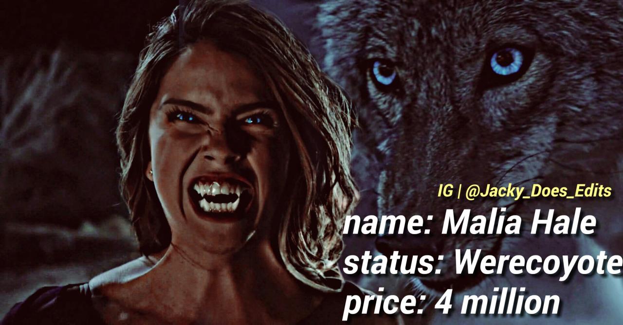 Werecoyotes | Teen Wolf Universe Wikia | FANDOM powered by Wikia