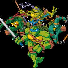Teenage Mutant Ninja Turtles 2003 Series Wiki Fandom