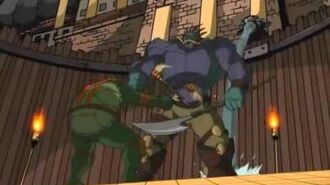 TMNT S02E26 The Big Brawl Part 4
