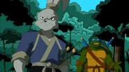 TMNT S03E22 The Real World Part 1