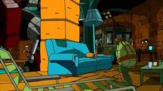 TMNT S04E15 Scion Of The Shredder