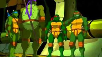 TMNT s03e09 Hunted (WIDESCREEN)