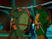 Teenage Mutant Ninja Turtles - Season 1 - Episode 3 - Attack of the Mousers 403600