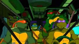 TMNT S03E18 Hun On The Run