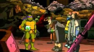 TMNT S03E05 Worlds Collide Part 1