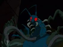 Big Blue Mutant Bug