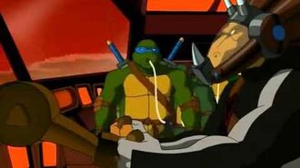 TMNT S03E03 Space Invaders Part 2