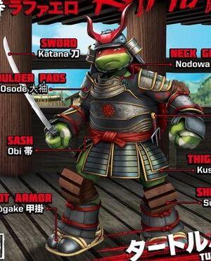 Samurai Raphael