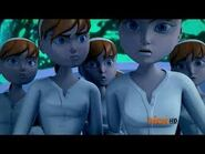 TMNT 2012 April Derp Clones