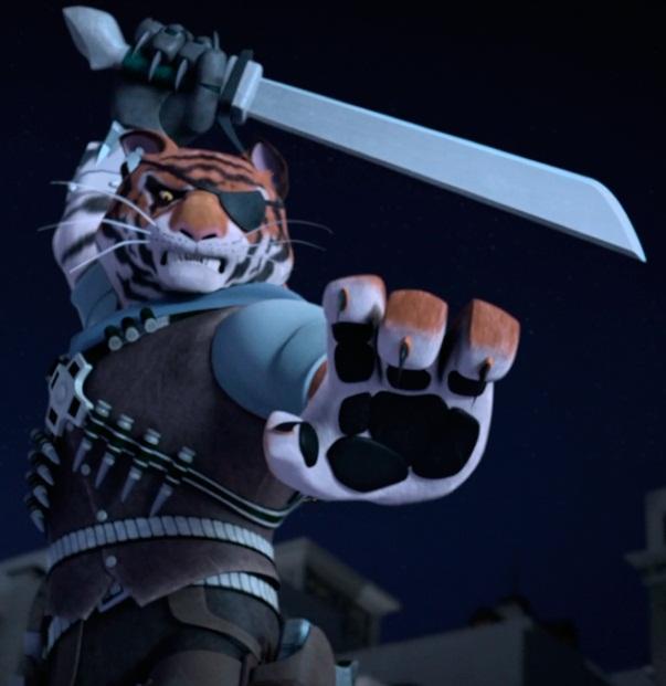 Tiger Claw   Teenage Mutant Ninja Turtles 2012 Series Wiki