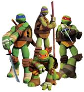 TMNT 2012 images