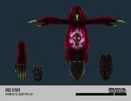 Dark Beaver Concept Art